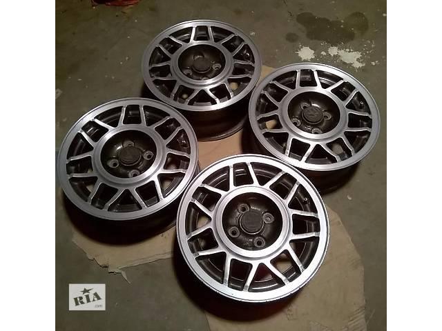 бу Диски R14 4/100 6J, H2 Avus Snowflake в Житомире