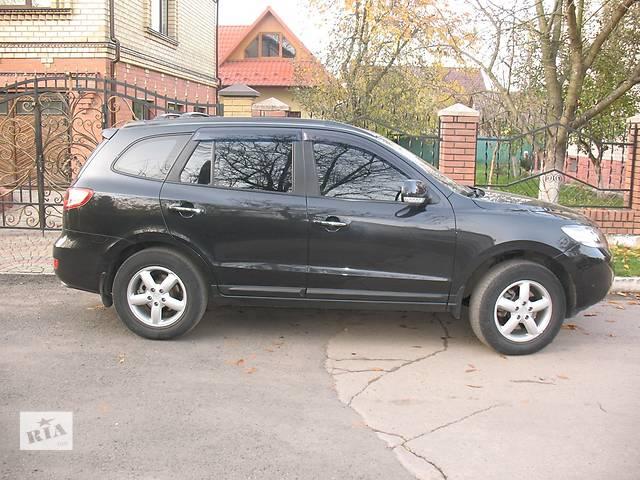 купить бу Б/у диск для кроссовера Hyundai Santa FE в Нововолынске