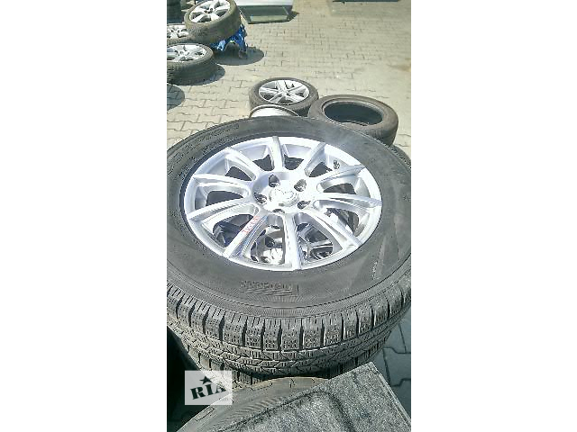 продам Б/у диск для кроссовера Mazda CX-7 2011 бу в Луцке