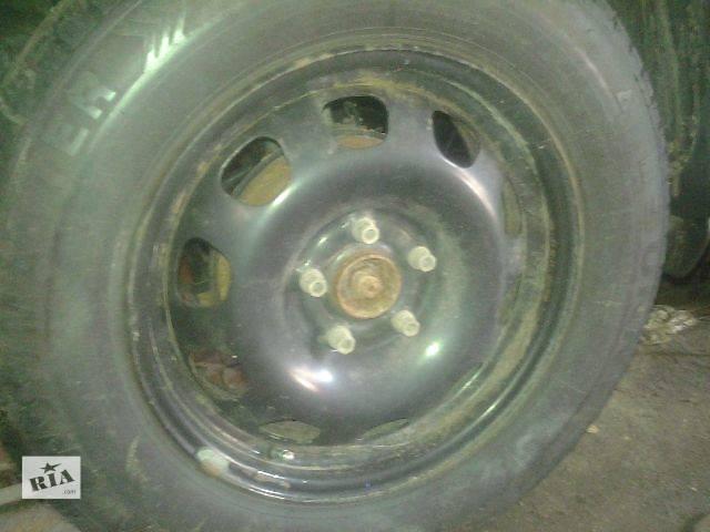 продам Б/у диск для кроссовера Renault Duster 2013 бу в Белой Церкви