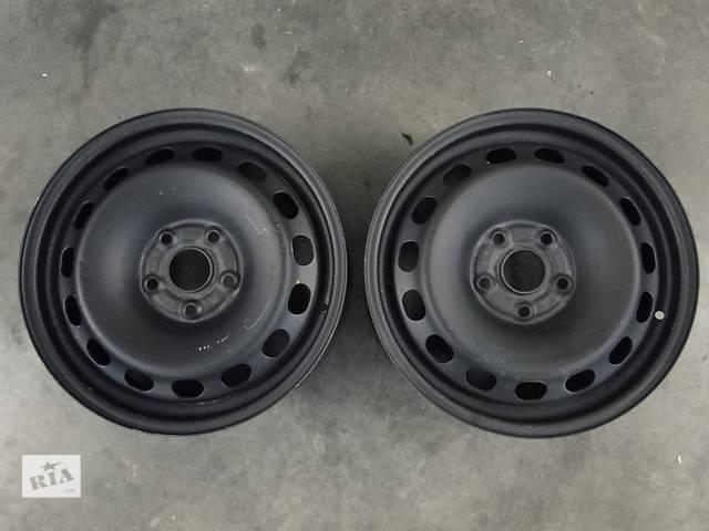 продам Б/у диск для легкового авто Audi Volkswagen Skoda R16 6Jx16H2 ET40 бу в Львове