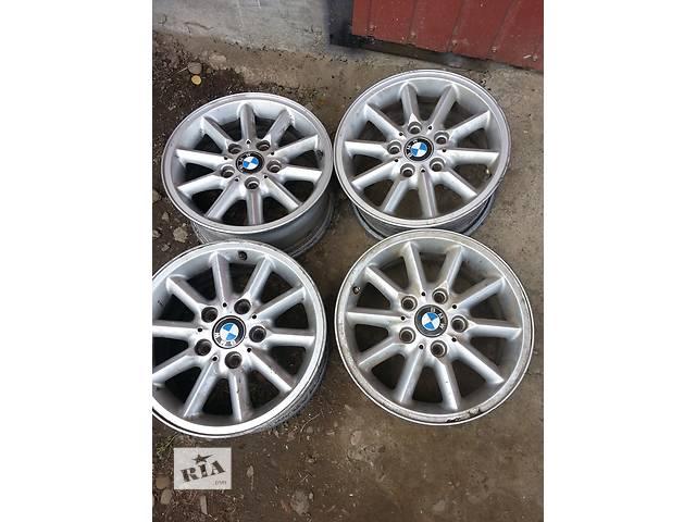 купить бу Б/у диск для легкового авто BMW R-15 5x120 в Коломые