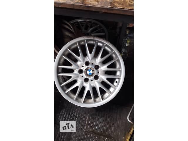 продам 4- Б/у диски для легкового авто BMW r -17 PCD120 ET39 бу в Хмельнике (Винницкой обл.)