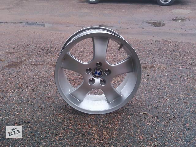 продам Б/у диски  для легкового авто BMW   оригиналы R18 бу в Измаиле