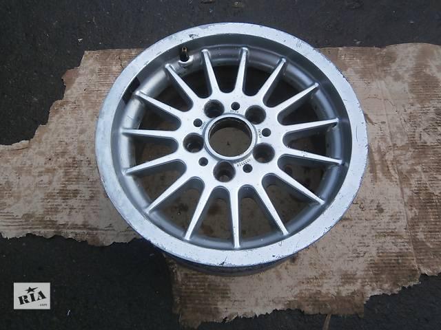 купить бу Б/у диск для легкового авто BMW в Львове