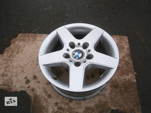 Б/у диск для легкового авто BMW- объявление о продаже  в Львове