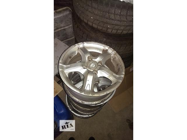 купить бу Б/у диск для легкового авто Chevrolet Aveo 2014 в Запорожье
