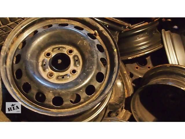 бу Б/у диск для легкового авто Chevrolet Aveo в Полтаве