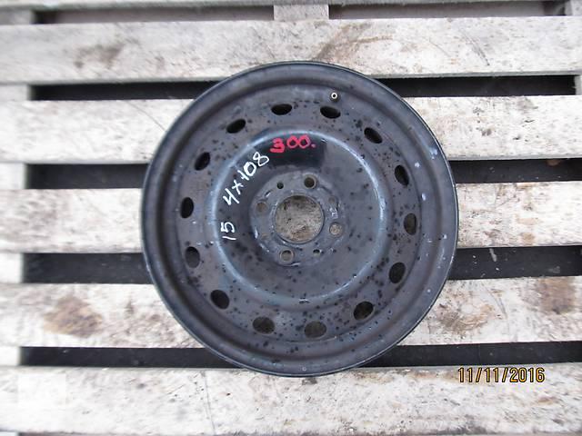 продам Б/у диск для легкового авто Citroen R15 бу в Ровно