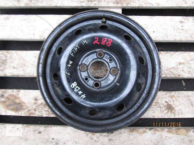 бу Б/у диск для легкового авто Fiat R14 в Ровно