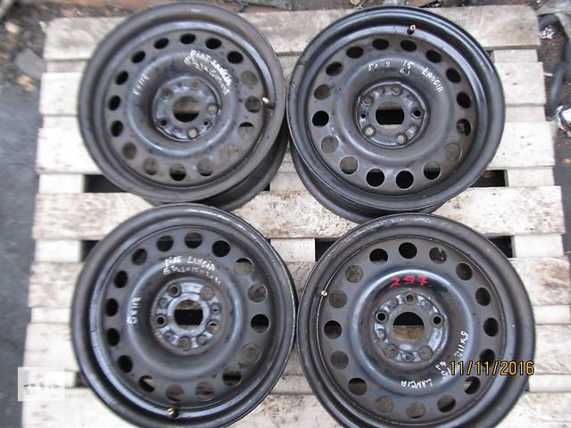 купить бу Б/у диск колесный Fiat Lancia Alfa R15 5x112 6.5JX15H2 ET31 в Ровно