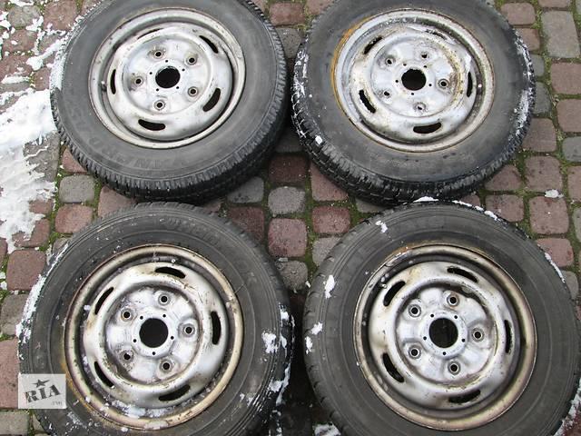 продам Б/у диск для легкового авто Ford Transit бу в Бродах