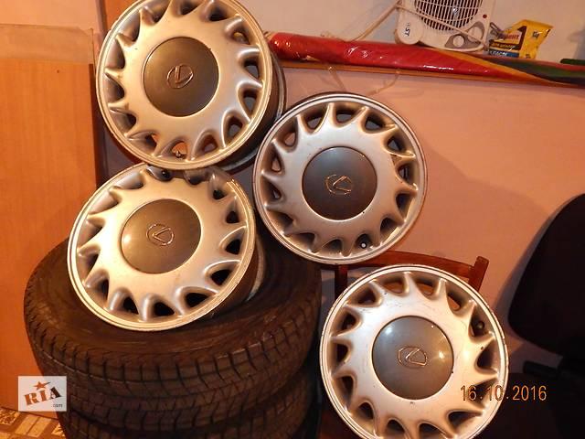 Б/у диск для легкового авто Geely Emgrand, Toyota, Honda, lexus- объявление о продаже  в Запорожье