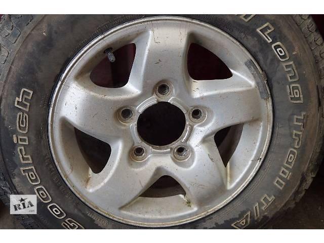 Б/у диск для легкового авто Kia Sportage- объявление о продаже  в Черкассах