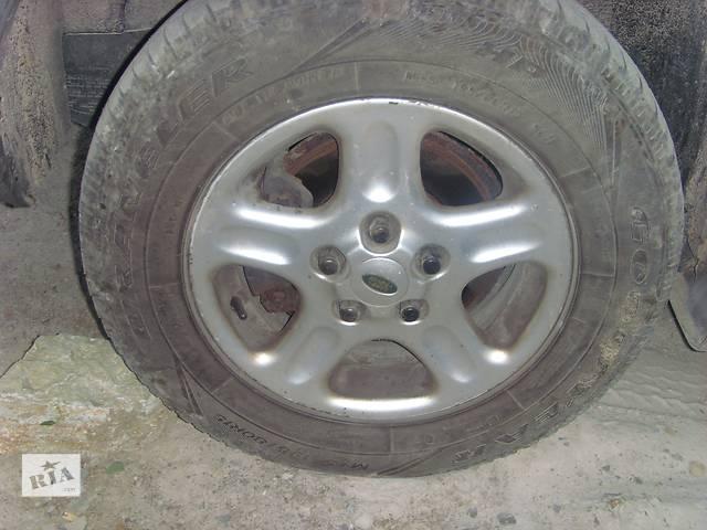 бу Б/у диск для легкового авто Land Rover Freelander в Борщеве (Тернопольской обл.)