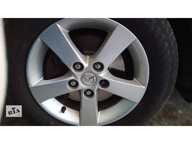 Б/у диск для легкового авто Mazda 6- объявление о продаже  в Запорожье