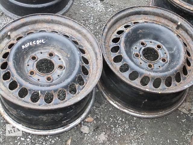 бу Б/у диск для легкового авто Mercedes 124 в Ровно
