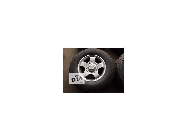 бу Б/у диск для легкового авто Mercedes G-Class G W 463 BORBET 255/65 R 16 в Киеве
