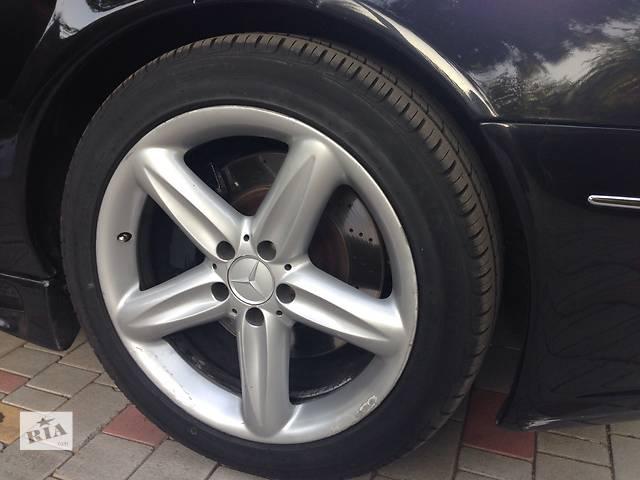 продам Б/у диск для легкового авто Mercedes бу в Днепре (Днепропетровске)
