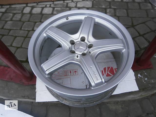 Б/у диск для легкового авто Mercedes- объявление о продаже  в Львове