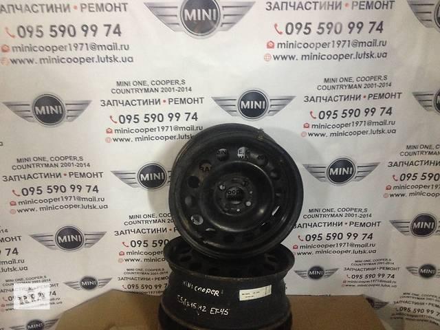 Б/у диск для легкового авто MINI  4x100- объявление о продаже  в Луцке