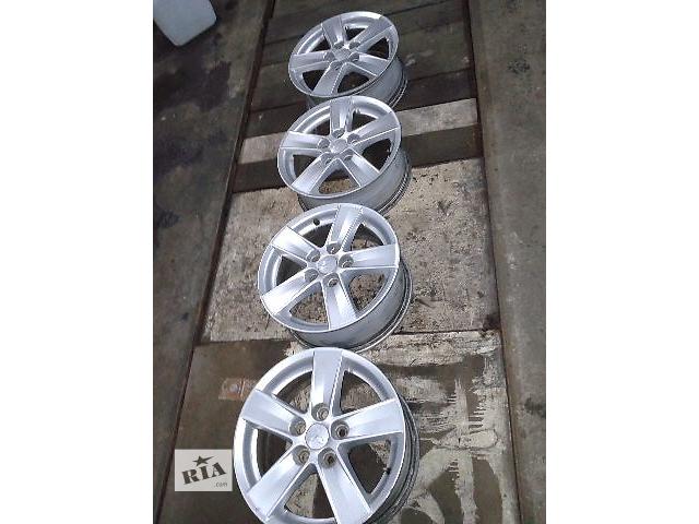 продам Б/у диск для легкового авто Mitsubishi Lancer X 2008 бу в Киеве