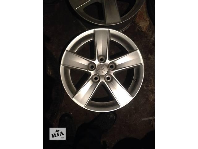 купить бу Б/у диск для легкового авто Mitsubishi Lancer X в Одессе