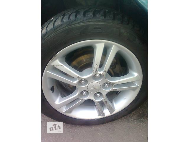продам Б/у диск для легкового авто Mitsubishi Lancer бу в Запорожье
