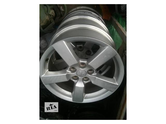 продам Б/у диск для легкового авто Mitsubishi Outlander XL бу в Ровно