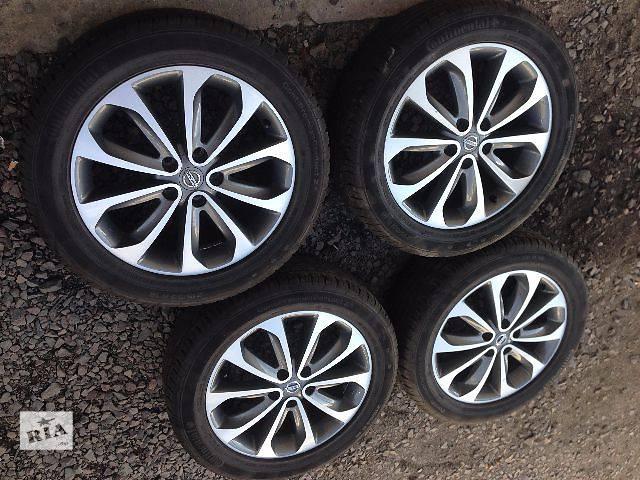 купить бу Б/у диск для легкового авто Nissan в Сарнах (Ровенской обл.)
