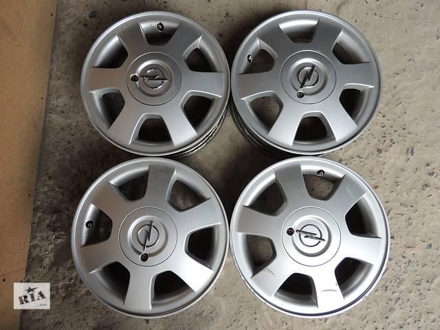 Б/у диск для легкового авто Opel Agila R14 4x100 4,5j14h2 et45 dia 54,1mm- объявление о продаже  в Львове
