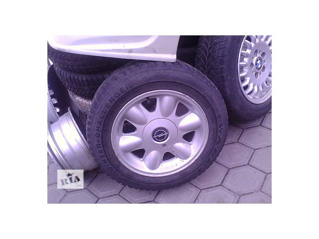 купить бу Б/у диск для легкового авто Opel Omega B в Львове