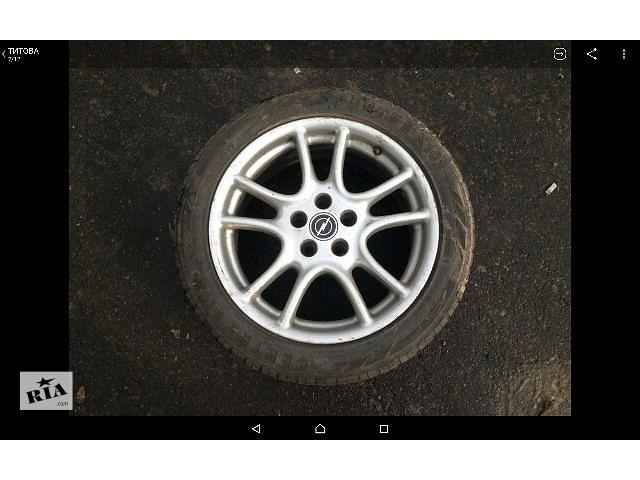продам Б/у диск для легкового авто Opel Omega irmscher бу в Киеве