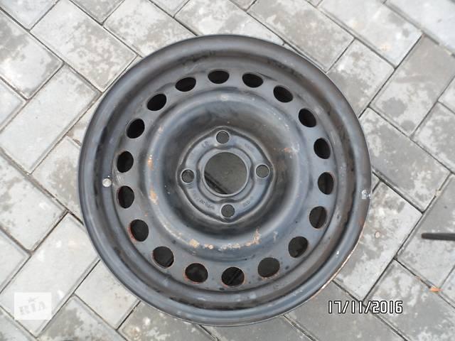 Б/у диск для легкового авто Opel Vectra A,Astra F,Daewoo Lanos,Daewoo Nexia- объявление о продаже  в Умани
