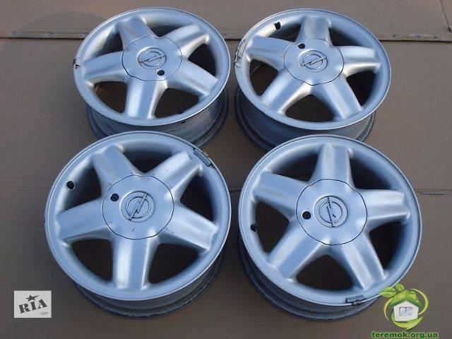 купить бу Б/у диск для легкового авто Opel Vectra B в Самборе