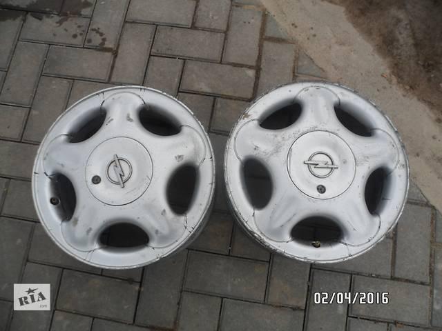 Б/у диск для легкового авто Opel- объявление о продаже  в Умани