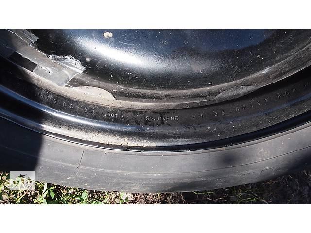 купить бу Б/у диск для легкового авто Renault Kangoo в Полтаве