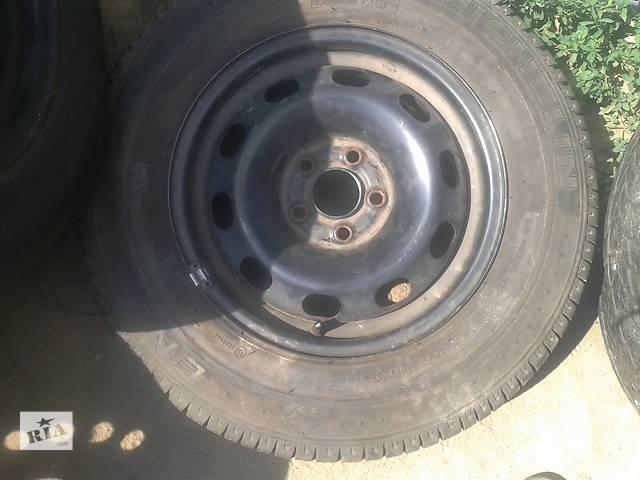 купить бу Б/у диск для легкового авто Skoda Fabia в Полтаве