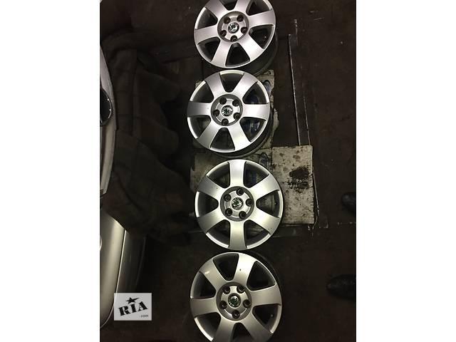 купить бу Б/у диск для легкового авто Skoda Octavia A5 в Харькове