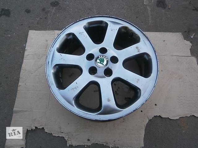 бу Б/у диск для легкового авто Skoda в Львове