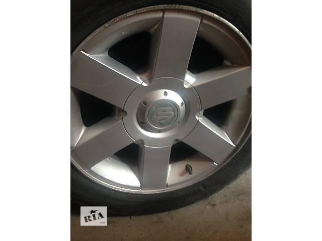 бу Б/у диск для легкового авто Suzuki Grand Vitara (5d) в Бережанах