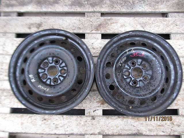 продам Б/у диск для легкового авто Toyota Avensis R15 бу в Ровно