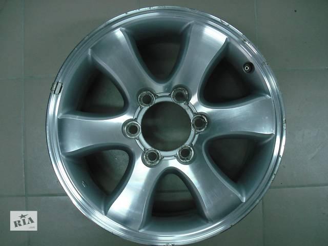 продам Б/у диск для легкового авто Toyota Land Cruiser Prado 120 бу в Харькове