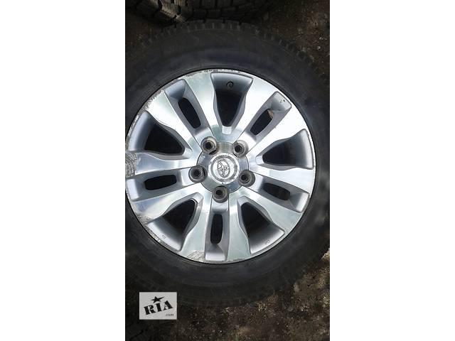 Б/у диск для легкового авто Toyota Sequoia- объявление о продаже  в Одессе
