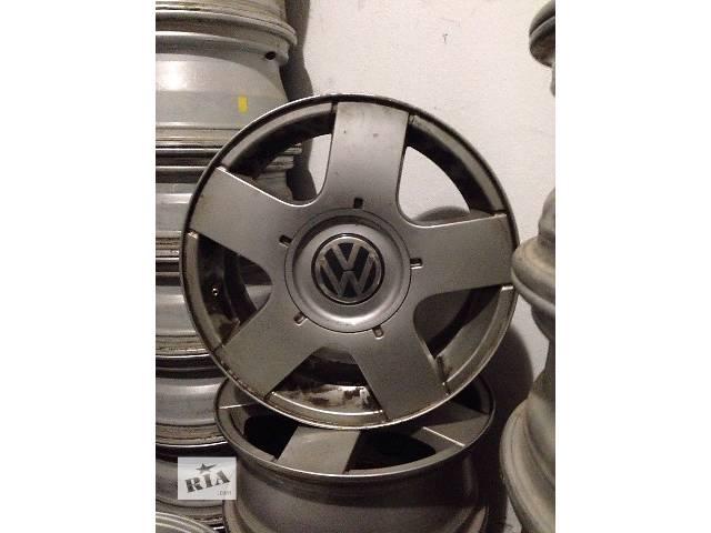 продам Б/у диск для легкового авто Volkswagen  2003 бу в Львове
