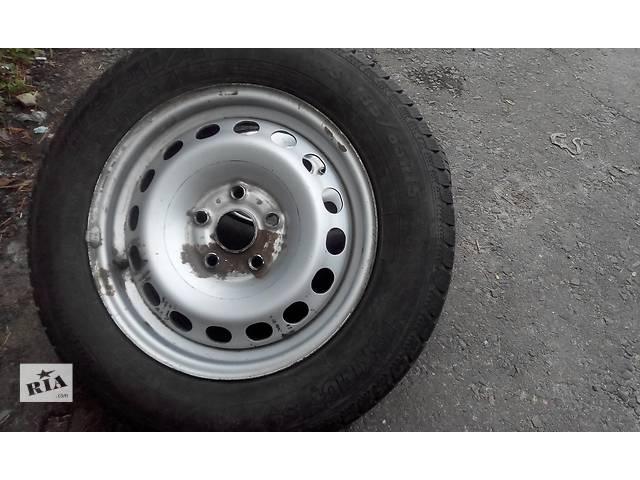 купить бу Б/у диск для легкового авто Volkswagen R15 в Дубно (Ровенской обл.)