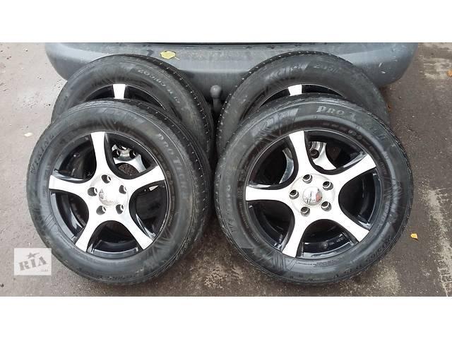 Б/у диск для легкового авто Volkswagen Caddy r15- объявление о продаже  в Житомире