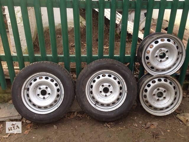 купить бу Б/у диск для легкового авто Volkswagen Caddy в Ровно