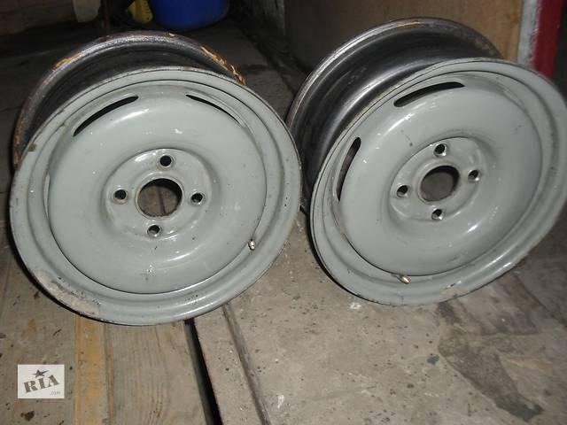 продам Б/у диск для легкового авто Volkswagen Golf бу в Червонограде