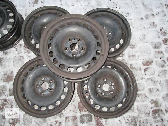 бу Б/у диск для Volkswagen Passat R16 5x112 в Бродах (Львовской обл.)